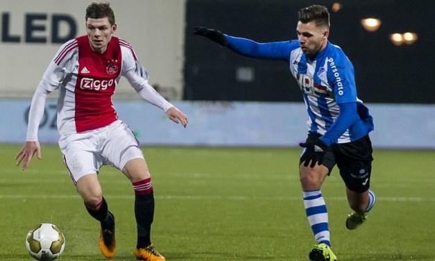 Ponturi fotbal Jong Ajax – Eindhoven – Olanda Eerste Divisie