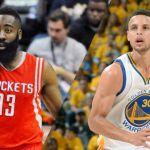 Ponturi NBA: Rockets vs Warriors, sau Harden vs Curry!