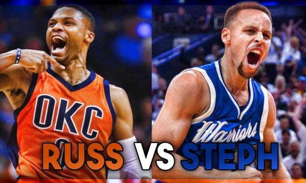 Ponturi NBA – Razboiul cuvintelor dintre Curry si Westbrook se muta pe parchet