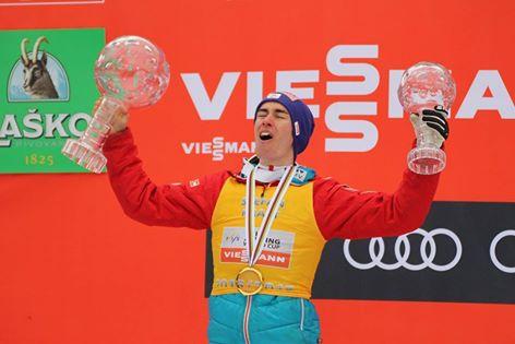 Stefan Kraft castiga sezonul 2017 la sarituri cu schiurile