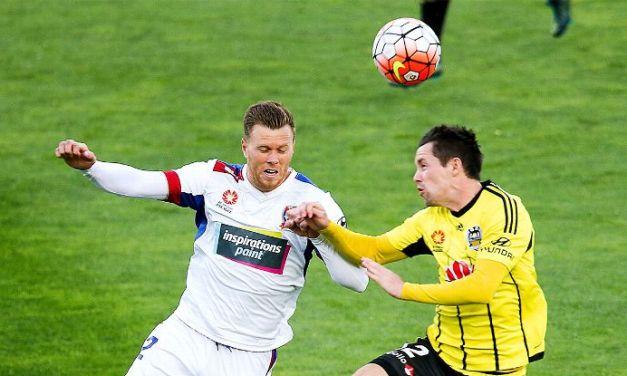 Ponturi fotbal Wellington Phoenix – Newcastle Jets – Australia A-League