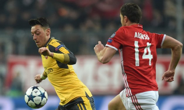 Ponturi pariuri – Arsenal – Bayern Munchen – Champions League