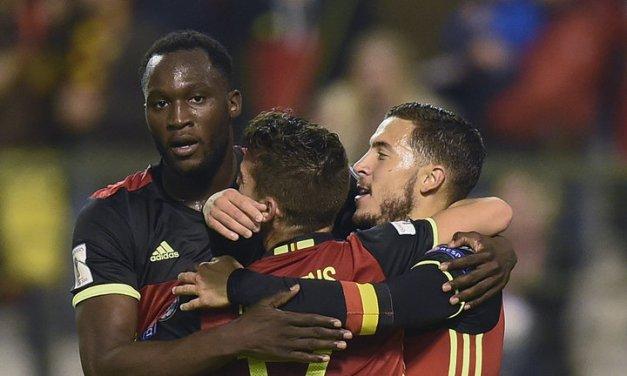 Ponturi pariuri – Belgia – Grecia – Preliminarii Campionatul Mondial