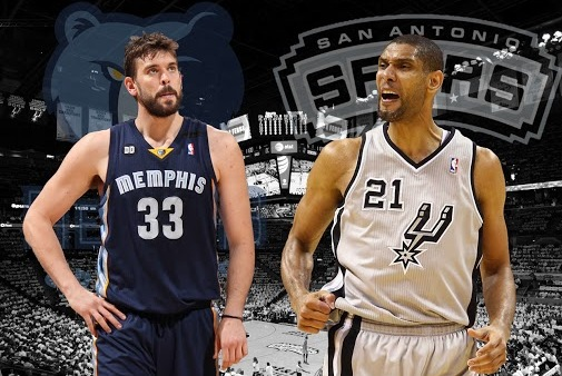 Ponturi NBA Playoffs – San Antonio Spurs vs Memphis Grizzlies – Runda 1