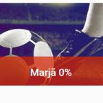 Astazi Betano ofera doua meciuri de fotbal cu marja 0