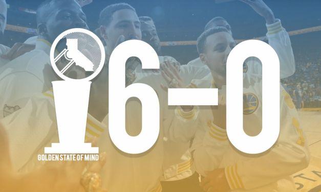 Ponturi NBA Finals – Vor termina Warriors cu 16-0 sau se va opune LeBron James?