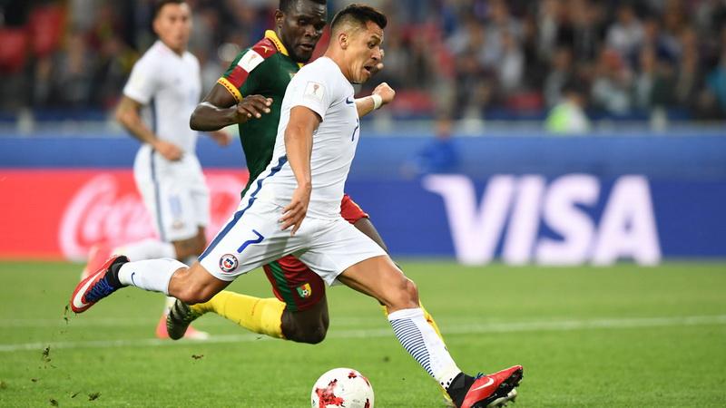 Cupa Confederaţiilor: Chile – Camerun 2-0