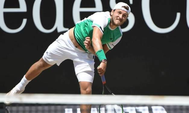 Ponturi Tenis Mayer – Pouille – Halle (GER)