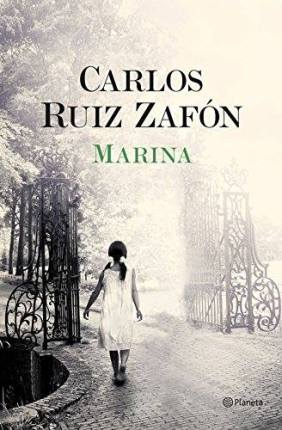 libros recomendados de Carlos Ruiz Zafón portada