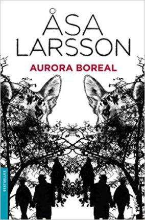 libros recomendados novela negra asa larsson aurora boreal portada