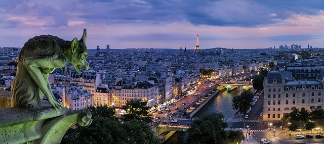 mejor novela sobre paris