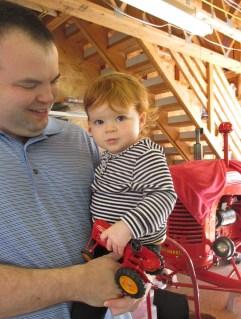 Sarah and Ben, 2