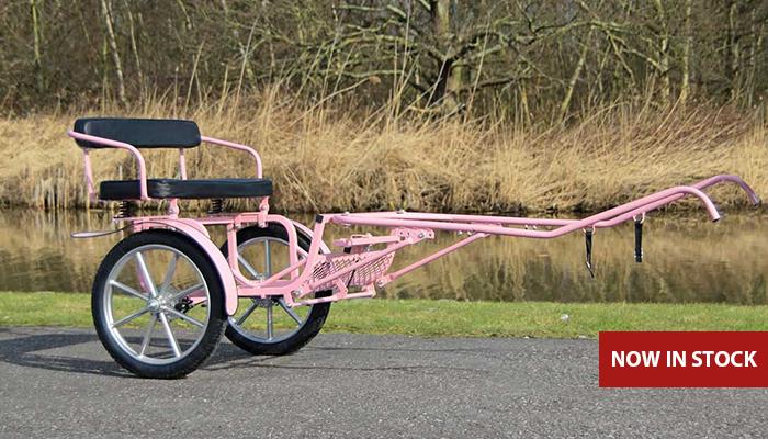 Sulky Cavalettie rosa