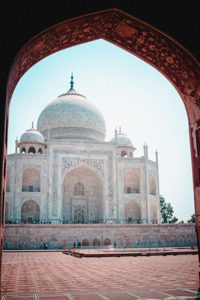 bucket list travel - taj mahal