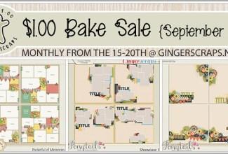 September Bake Sale