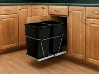 Under Cabinet Trash Can - PoochProof.com
