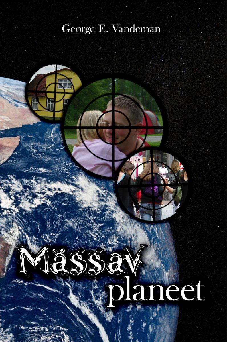 Massav Planeet   Esikaas