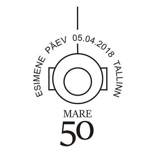 50 years of the research vessel Mare of the Estonian