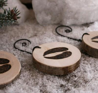 ETSY Inspiration – Shabby Chic Country Christmas
