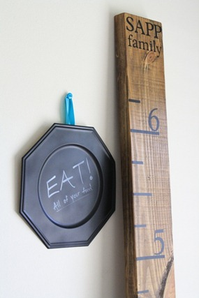 Measure As They Grow… $3 Growth Chart