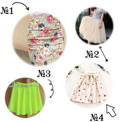 Shop Storenvy Tuesday–Skirts