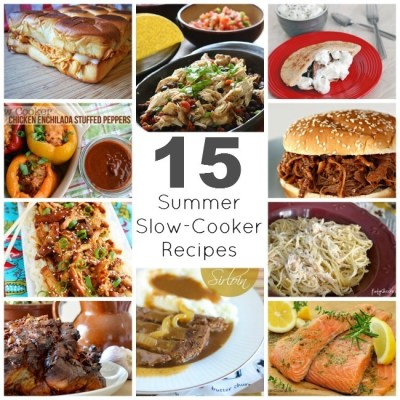 15 Summer Slow-Cooker Recipes
