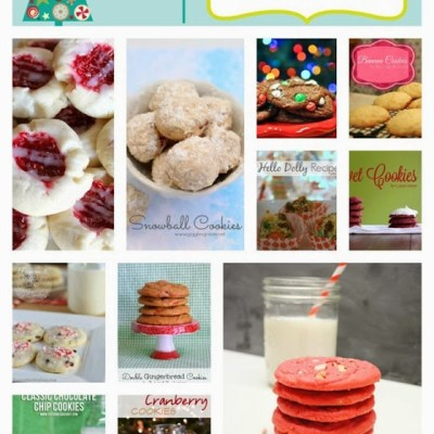 2nd Annual Cookie Exchange Link Party