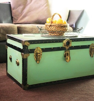 My Weekend Trunk Redo