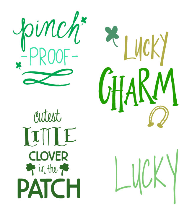 Download St. Patrick's Day Cut Files - FREE Cut Files for ...