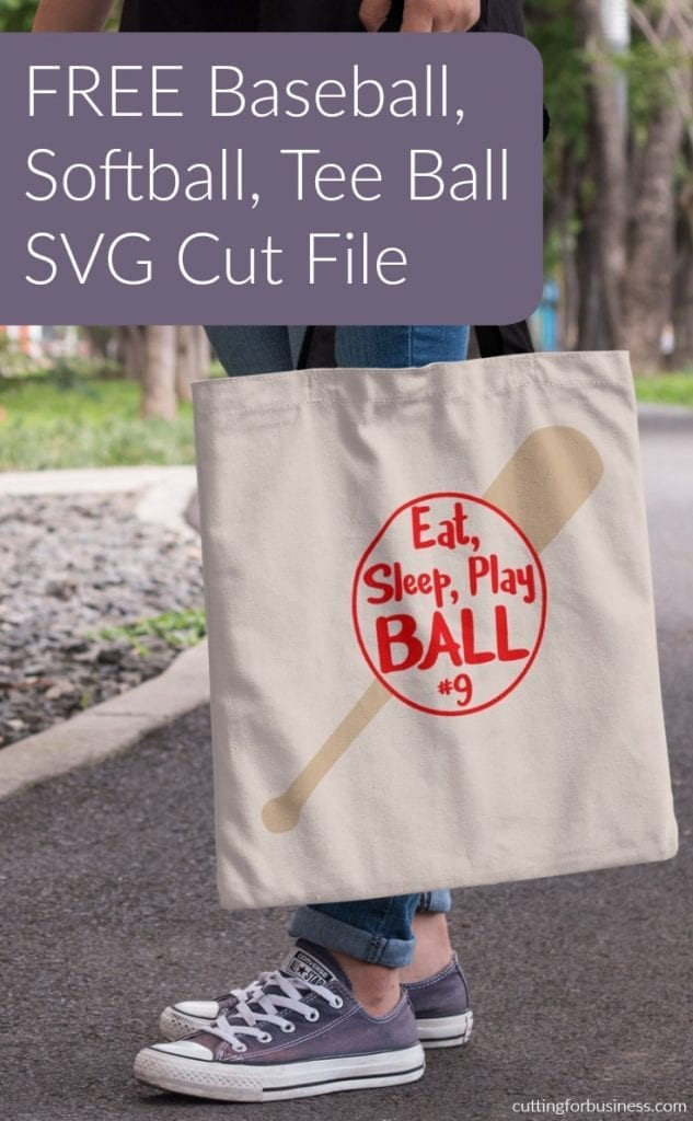15 Free Baseball Cut Files - Cut Files for Silhouette and Cricut Machines. Baseball Season is here start creating!