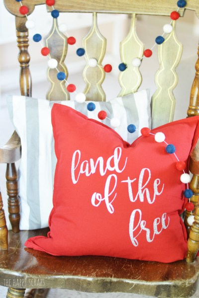 15 Patriotic Projects Using Your Silhouette or Cricut