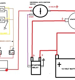 simple wiring diagram for lights on atv wiring diagrams pm simple atv wiring diagram [ 1184 x 796 Pixel ]