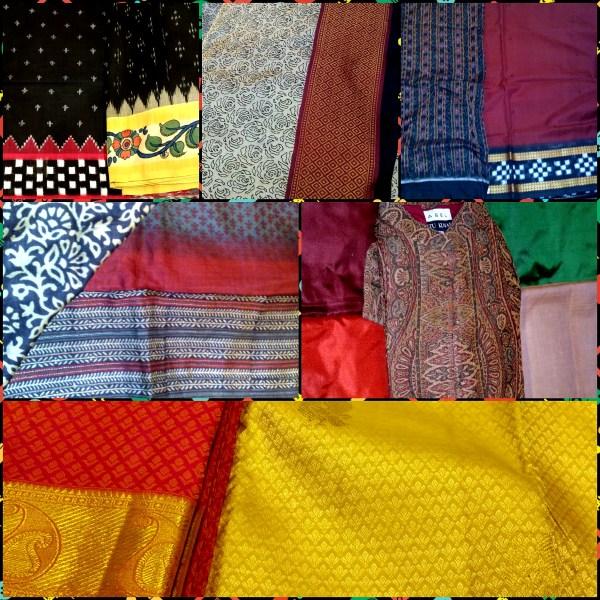 My Sari story