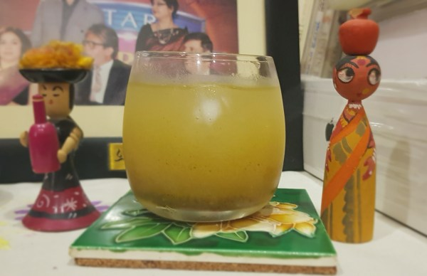 Refreshing Aam Panna