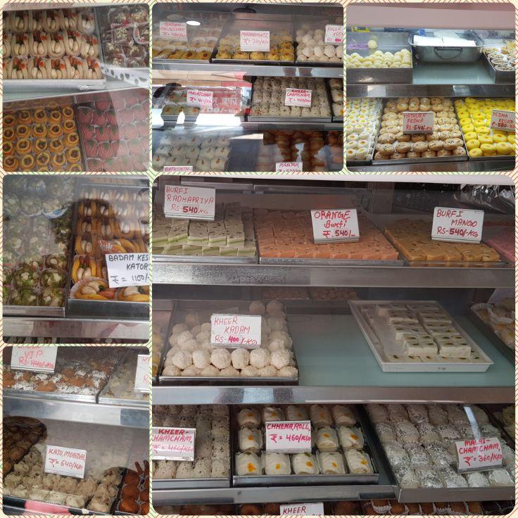 Sweets of Banaras