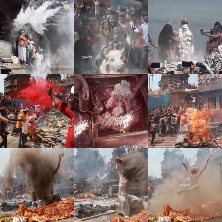 Masan ki Holi at Banaras