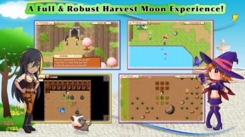Harvest Moon: Seeds of Memories 05