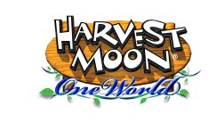 Harvest Moon: One World logo