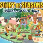 STORY OF SEASONS: Pioneer of Olive Town