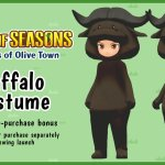 Buffalo DLC - Pioneers of Olive Town