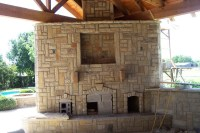Fort Worth Fire Place Construction | Fire Place Builder ...