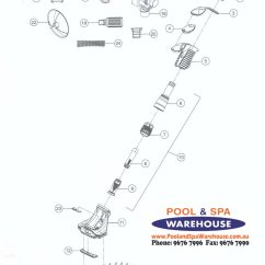 Baracuda Pool Cleaner Parts Diagram 5 Pin Trailer Wiring Zodiac T5 Spare
