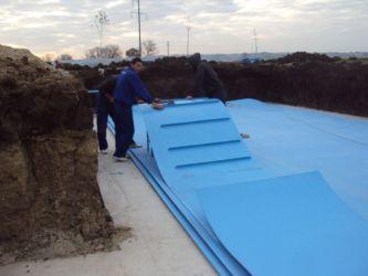 constructia piscinei 2