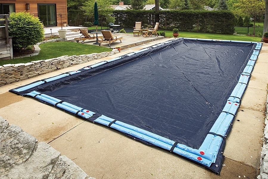 Blue Wave Bronze In Ground Pool Winter Cover Review