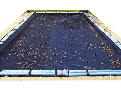 Blue Wave Bronze In Ground Pool Winter Cover