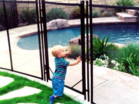 pool fence safety considerations