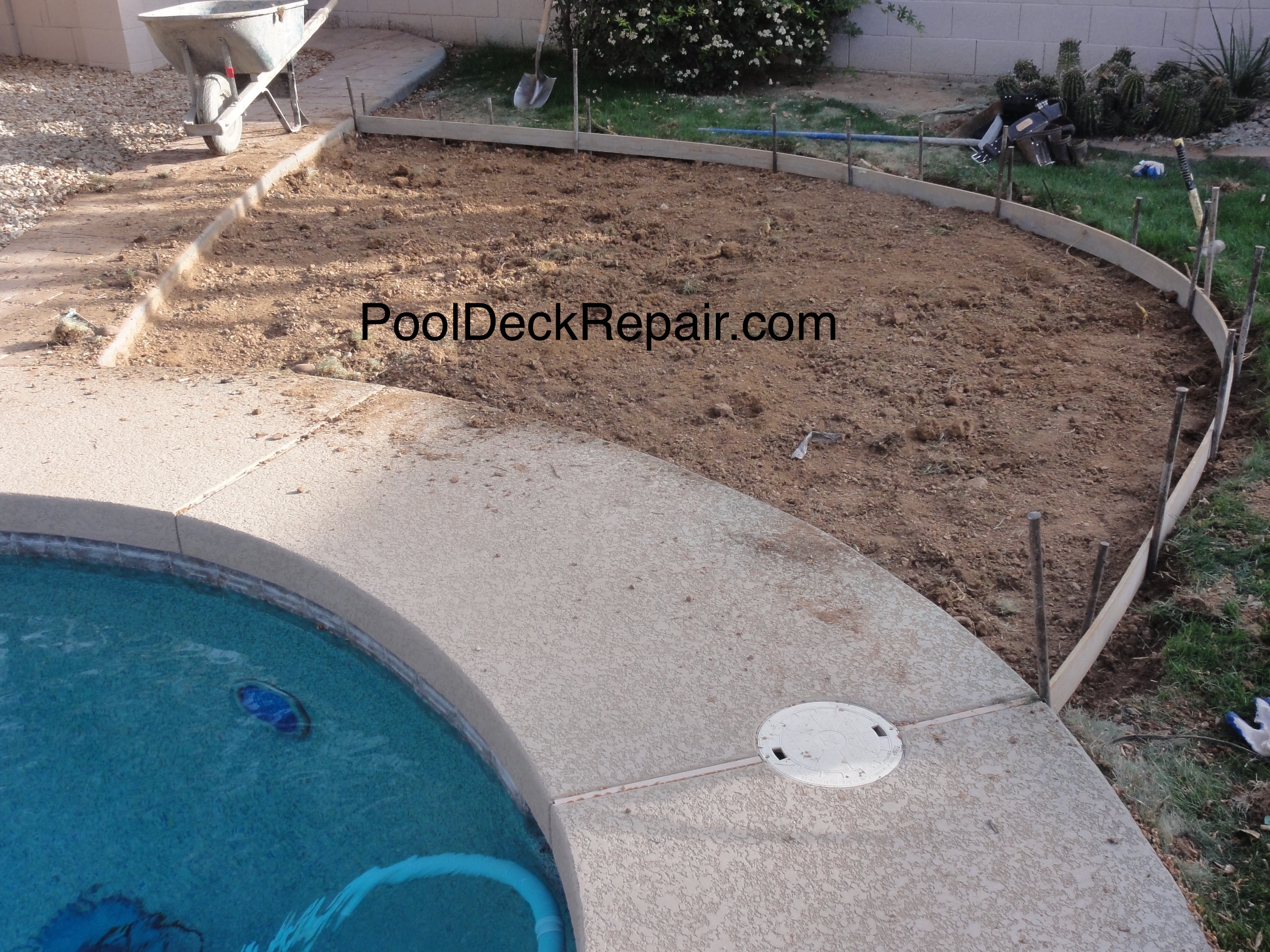 Scottsdale Pool Deck Repairs U0026 Resurfacing