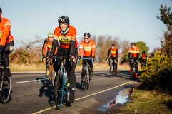 poole wheelers club ride with 475