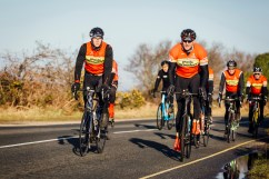 poole wheelers club ride with 478