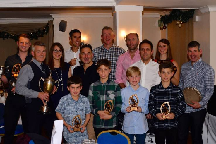 Poole Wheelers 2018 dinner and prize presentation